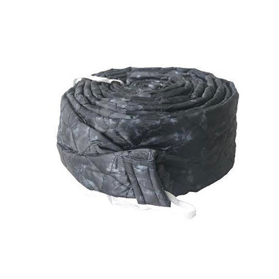 Hose Cover - Pad-A-Vac Padded - Charcoal