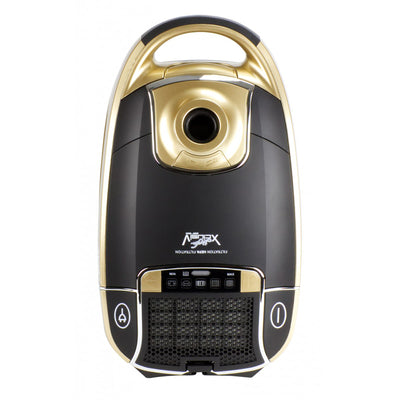 Johnny Vac XV10 Canister Vacuum with HEPA Filtration