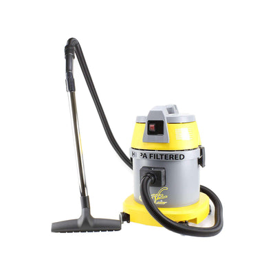 Johnny Vac JV10H Commercial Canister Vacuum with 4 Gallon Tank