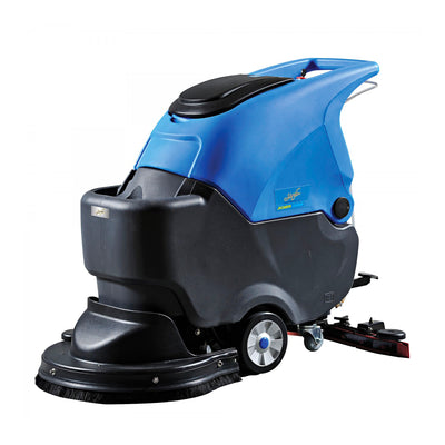 "Johnny Vac JVE56BTN Autoscrubber with Traction and 22"" Cleaning Path"