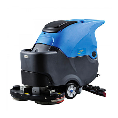 "Johnny Vac JVC70BCTN Autoscrubber with Traction and 28"" Cleaning Path"