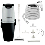Nilfisk Supreme 150 Central Vacuum with Standard Air Package - White