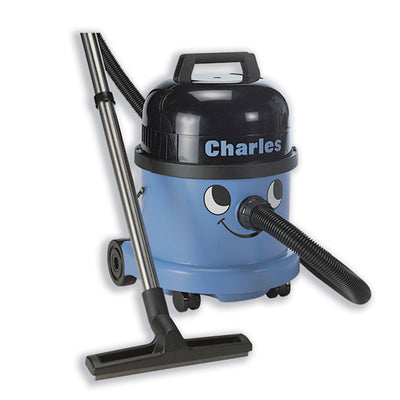 Numatic Charles CVC370 Wet Dry Canister Vacuum Cleaner