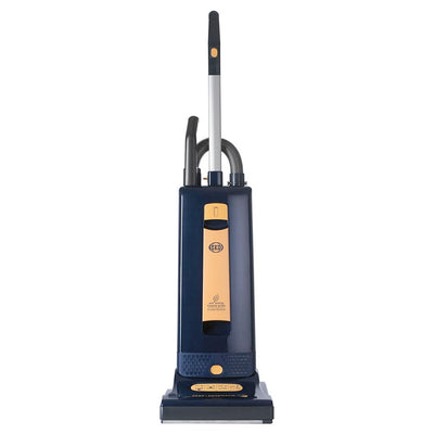 SEBO Automatic X4 Upright Vacuum - Blue/Yellow
