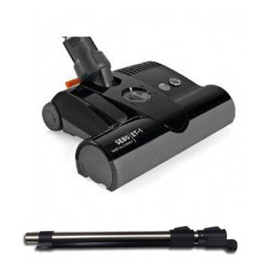 SEBO ET-1 Power Head with Wand - Black