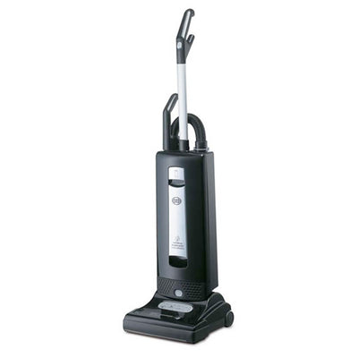 SEBO Automatic X4 Upright Vacuum - Black/Silver