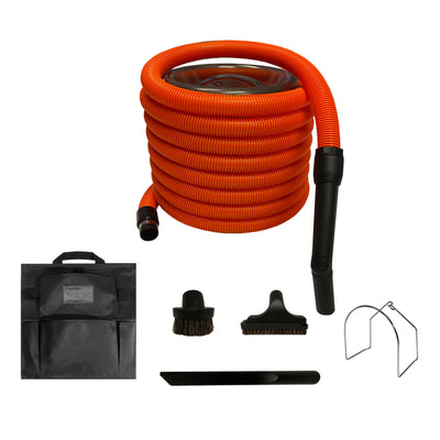VPC Basic Garage / Car Cleaning Kit for Central Vacuum