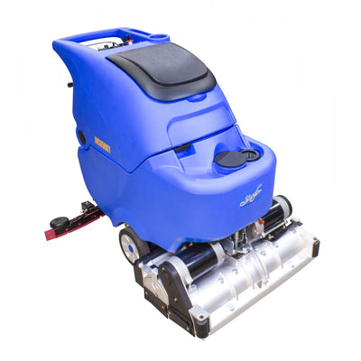 "Autoscrubber Horizontal Johnny Vac Traction 26"" with Battery & Charger"