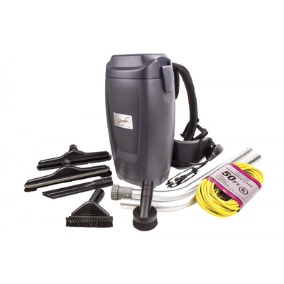Backpack Vacuum Johnny Vac 6 Quarts