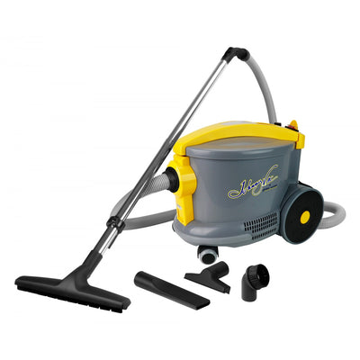 Johnny Vac AS6 Commercial Canister Vacuum