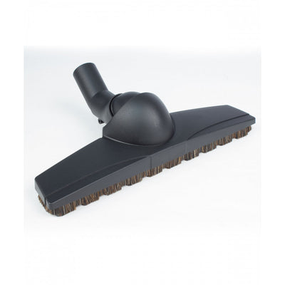 Floor Brush Double Swivel 1 1/4' Wessel Werk - Black