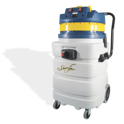 JV420HD - Heavy Duty Wet Dry Commercial Vacuum - 22.5 Gal. 2 Motors - Soteco