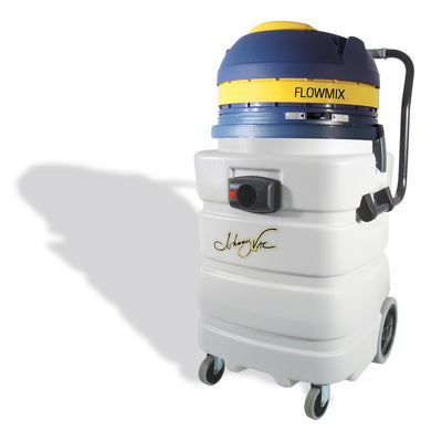 JV420HDM - Heavy Duty Wet Dry Commercial Vacuum - 22.5 Gal. 2 Motors - FlowMix - Johnny Vac
