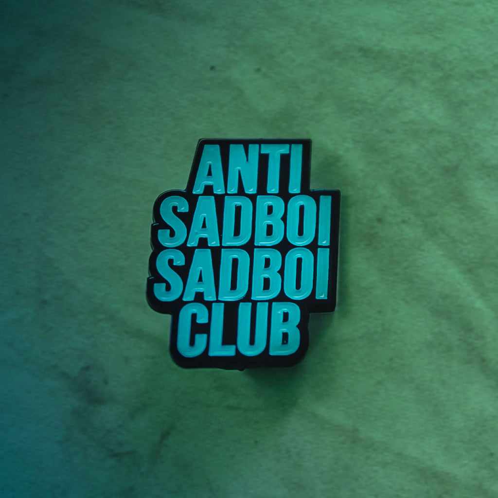 Anti Sadboi Pin