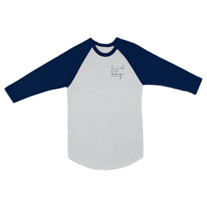 Said the Sky Script Raglan