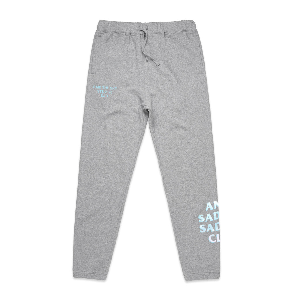 Anti Sadboi Sweatpants / Grey
