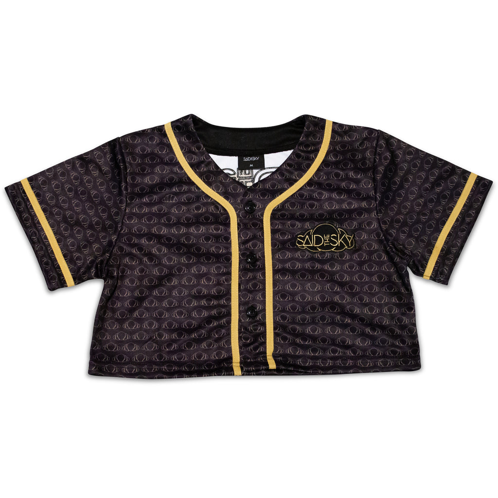 STS Women Crop Jersey / Black