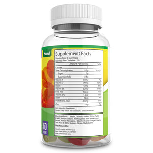 kids multivitamin gummies supplement ingredients