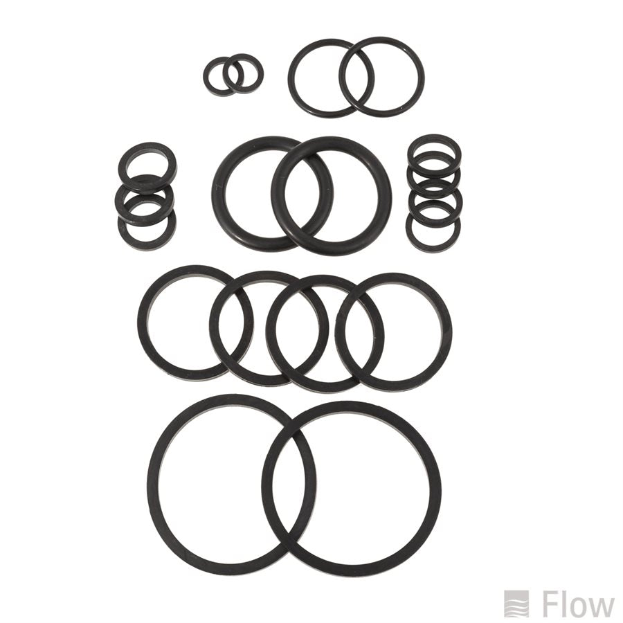 40K Intensifier Low-pressure Seal Kit (20X)