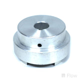 2-Piece Coupling With Keyway