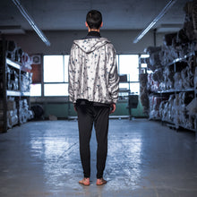 Load image into Gallery viewer, Reversible jacket entirely in silk - on order