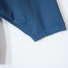 Chandail manches amples en denim de coton