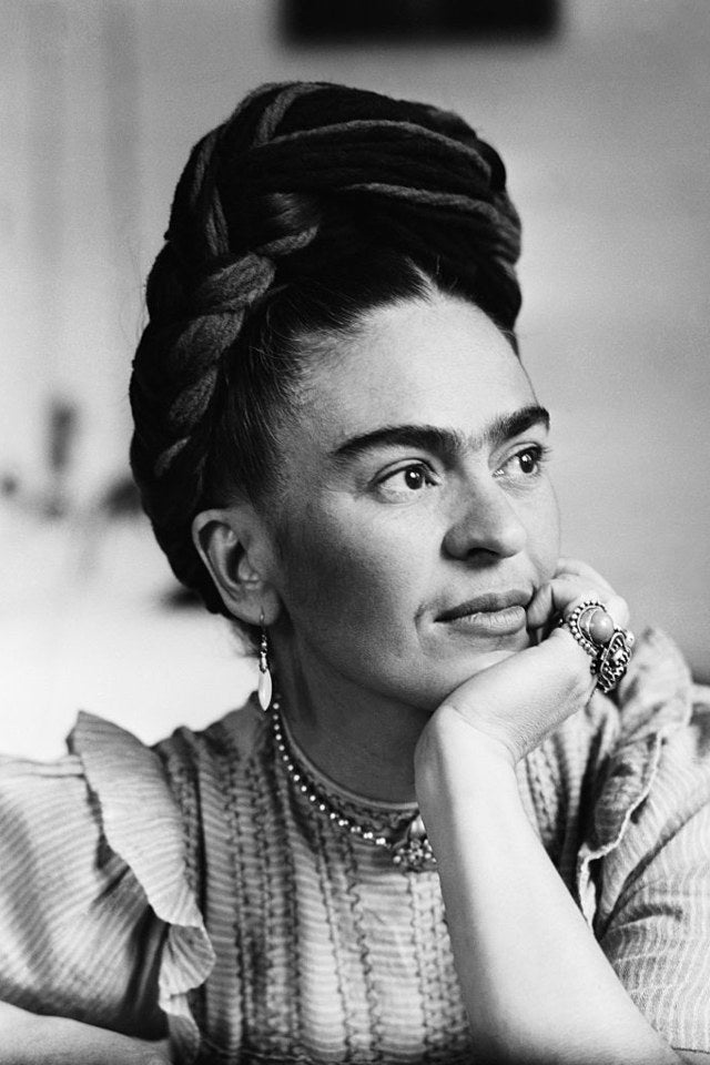 She Is Rebel - 5 Reasons Why Rebellious  Women Become Great Bosses - Frida Kahlo