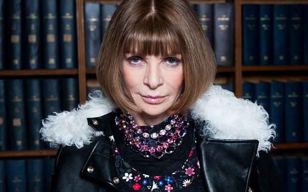 She Is Rebel - PROFILE - Anna Wintour: The Passion Behind The Fashion Industry