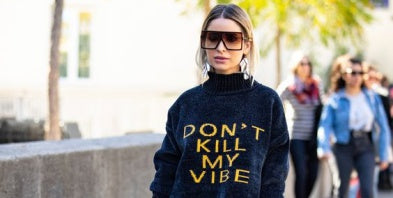 She Is Rebel - STYLE – Top Five Looks From Parisian Fashion Weeks - Don't Kill My Vibe