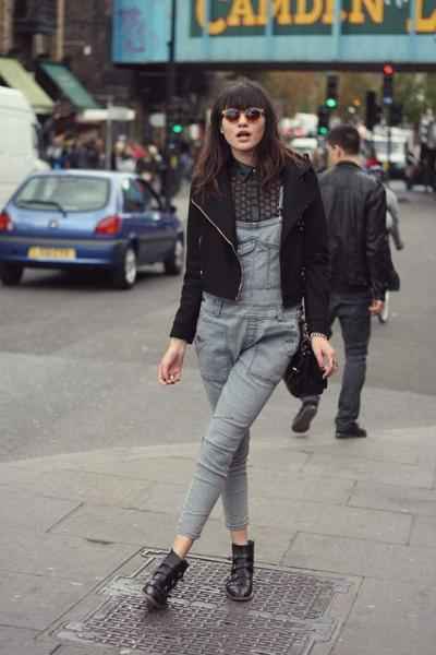 She Is Rebel - Why We Are Thankful For London Street Style
