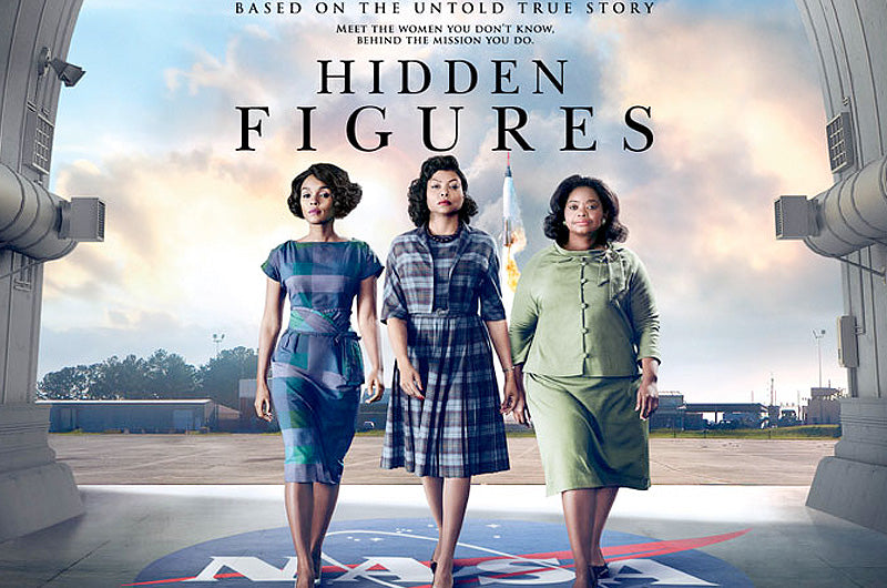 She Is Rebel - Top 15 Movies Inspiring Success - hidden figures