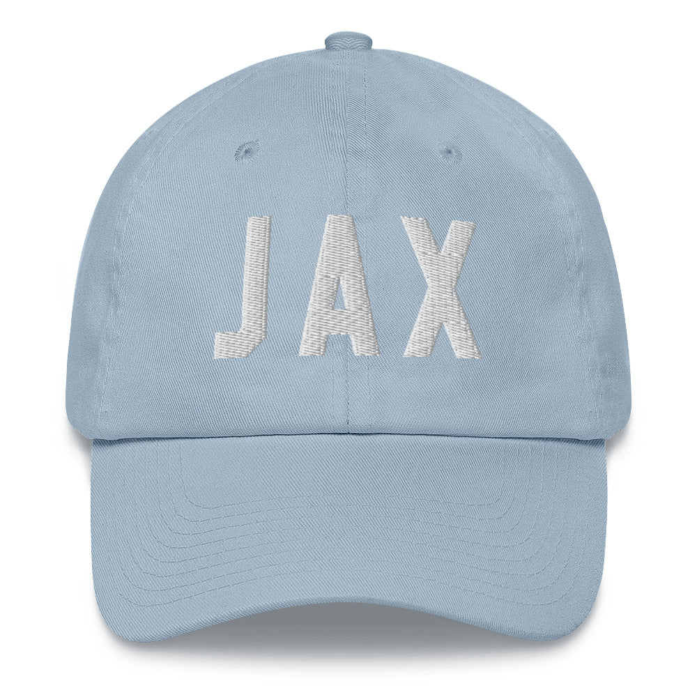 Jax 3D Embroidered Dad Hat