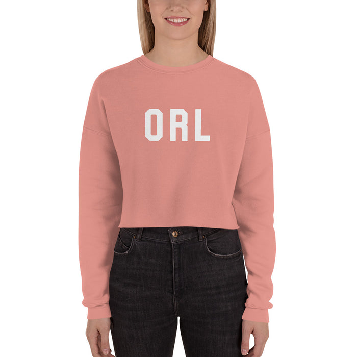 ORL Crop Sweater