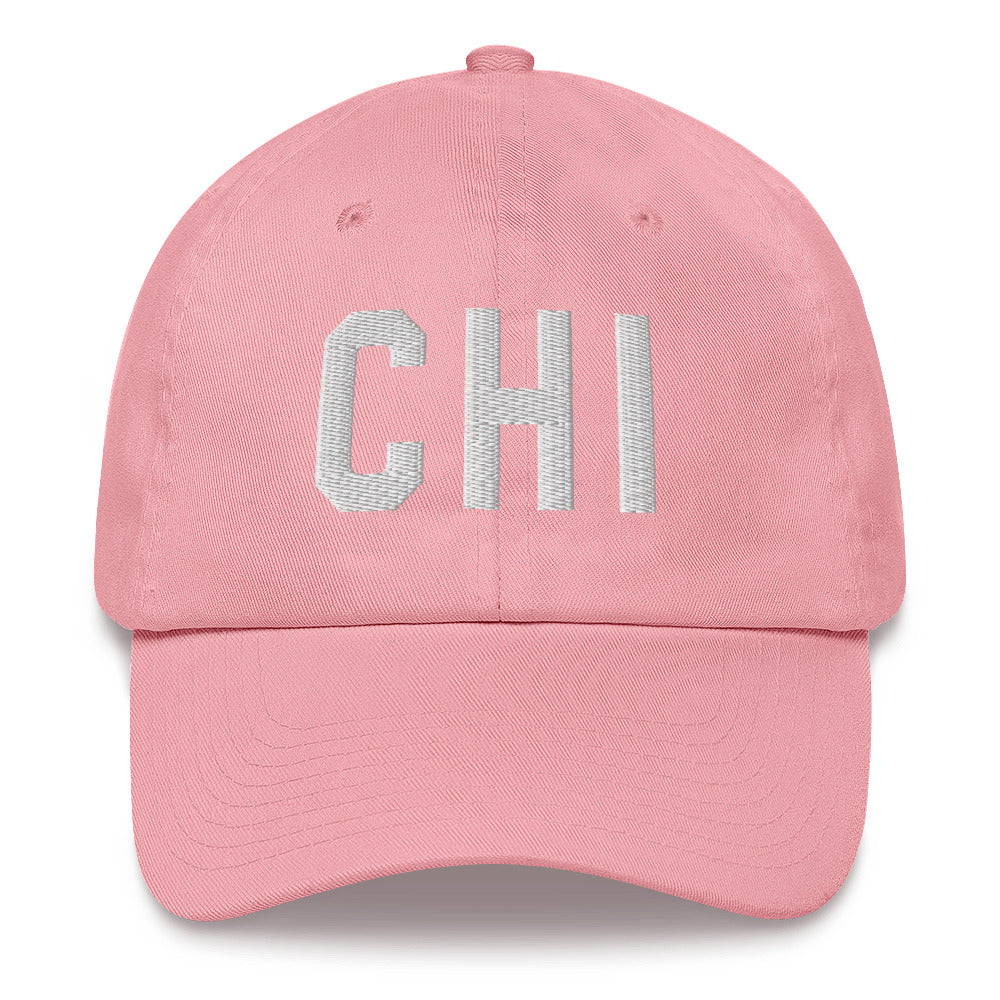 CHI 3D Embroidered Dad Hat