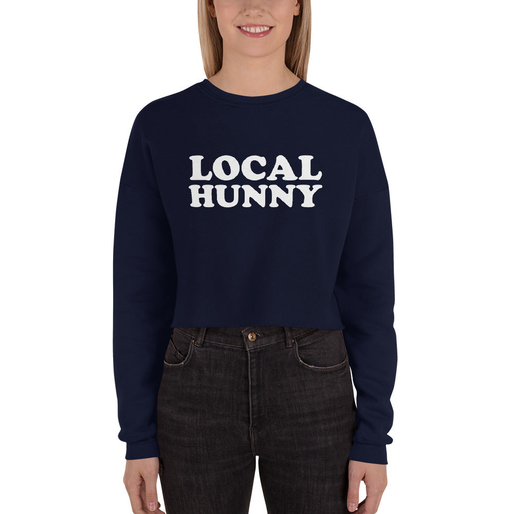 Local Hunny Crop Sweater