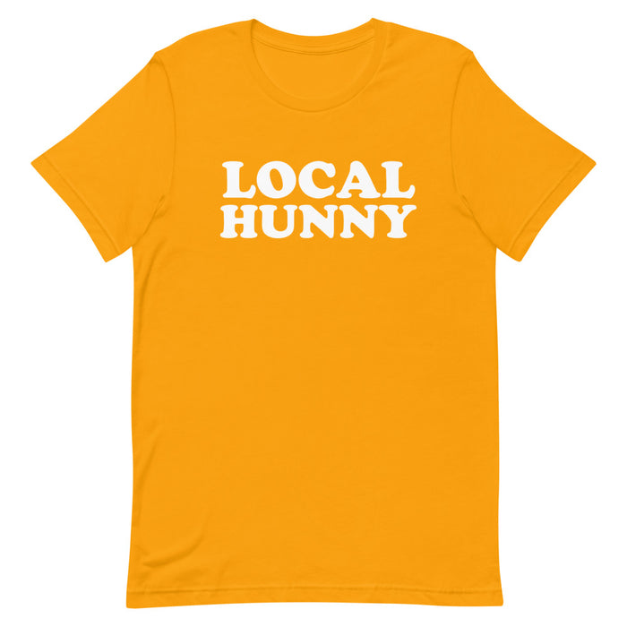 Local Hunny Mustard Unisex T-Shirt
