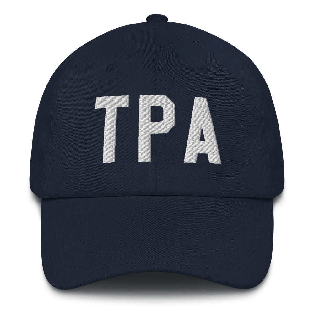 TPA 3D Embroidered Dad Hat