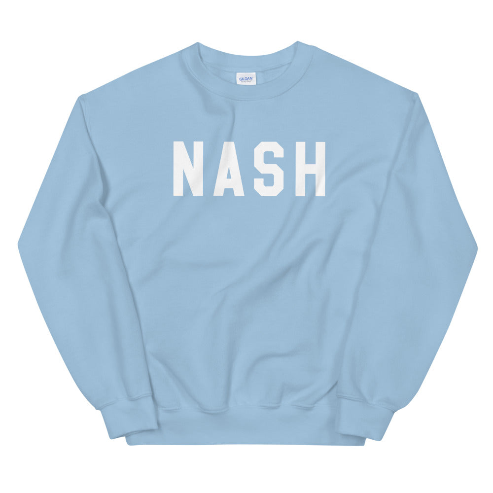NASH Sweatshirt
