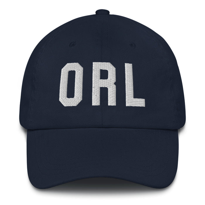 ORL 3D Embroidered Dad Hat