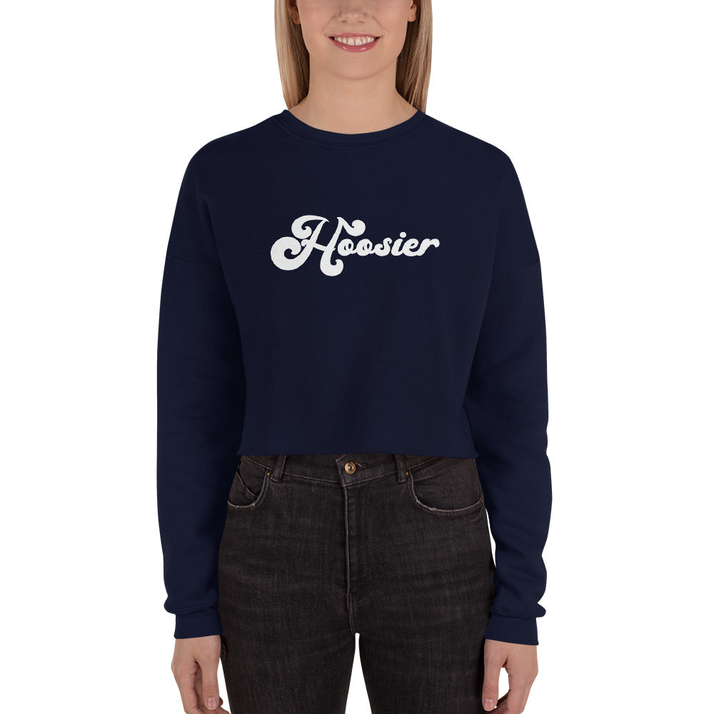 Hoosier Crop Sweater