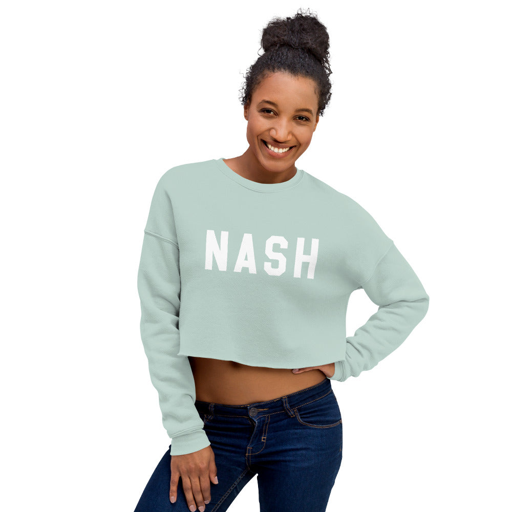 NASH Crop Sweater