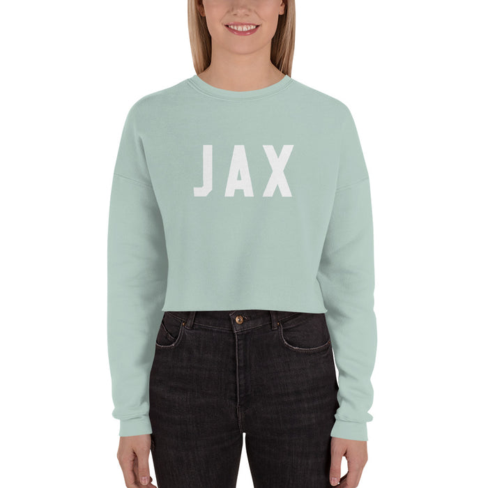 JAX Crop Sweater