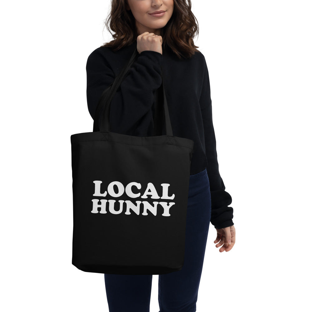 Local Hunny 100% Organic Cotton Tote