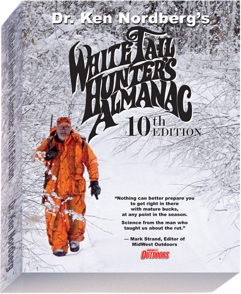 Whitetail Hunter's Almanac, 10th Edition