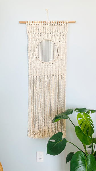 Full moon Wall Hanging