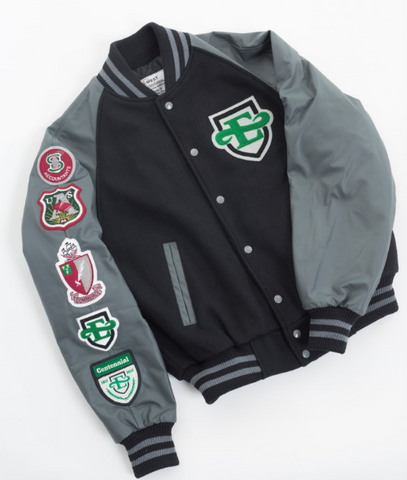 Varsity Jacket - CHECK SIZE CHART BELOW