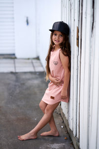 "Sunset ""Little ladies"" dress"