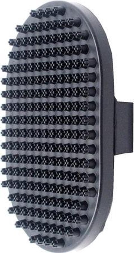Rubber Brush Oval