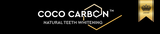 COCO CARBON - Natural Teeth Whitening with Premium Activated Charcoal originating from carefully selected Coconuts