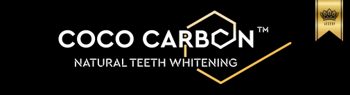 COCO CARBON activated charcoal premium teeth whitener formula